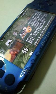 PSPを買ってみた。