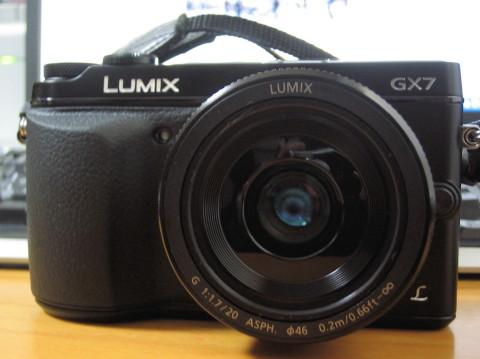 DMC-GX7
