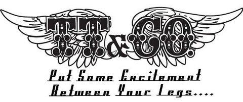 「ティーティー・アンドカンパニー」ロゴ